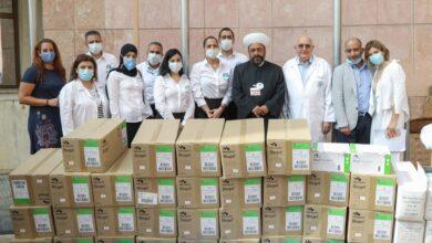 Photo of مبادرة شخصية من رجل الأعمال الإماراتي خلف الحبتور دعماً للقطاع الصحي اللبناني