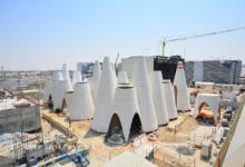 Photo of النمسا تنتهي من أعمال البناء الخارجية لجناحها في إكسبو 2020 دبي
