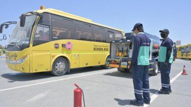 """Photo of """"اينوك لينك"""" و""""مؤسسة تاكسي دبي"""" تتعاونان لتوفير خدمات تعبئة الوقود اللاتلامسية والآمنة والمتنقلة لحافلات المدارس"""