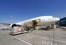 Photo of الإمارات للشحن الجوي تواصل نقل إمدادات الإغاثة إلى بيروت
