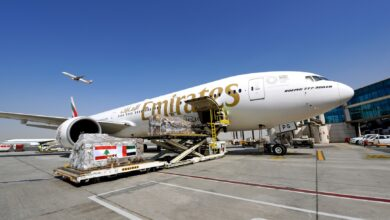 Photo of Emirates continues Beirut relief efforts through generosity of its customers, helping to transport more than 160,000 kilograms of vital aid and supplies