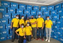 Photo of International Day of Charity: EWINGS supports Stop and Help in quest to provide 180,000 meals to UAE residents