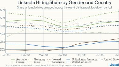 Photo of UAE female hiring data recovers after initial drop during Covid-19 lockdown