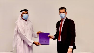 Photo of The British University in Dubai and Saint-Gobain UAE sign a collaborative MoU on academic research and innovation
