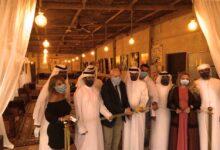 Photo of فنانو ايطاليا يعرضون 100 لوحة في افتتاح معرض الإمارات للتواصل الفني