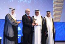 Photo of للمرة الثانية في تاريخ جائزة حمدان الطبية: حصول الفائز بجائزة حمدان العالمية الكبرى على جائزة نوبل في الطب
