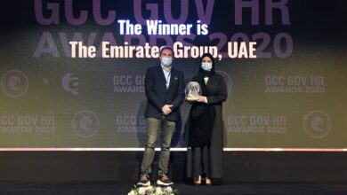 Photo of Emirates Group wins GCC GOV award for 'Best Nationalisation Initiative in the Private Sector 2020'
