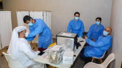 Photo of نيابة دبي تنظم يوم التطعيم من الانفلونزا