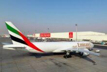 """Photo of الإمارات للشحن الجوي تهيئ مركزاً مخصصاً لتخزين وتوزيع لقاح """"كوفيد-19"""" عالمياً"""