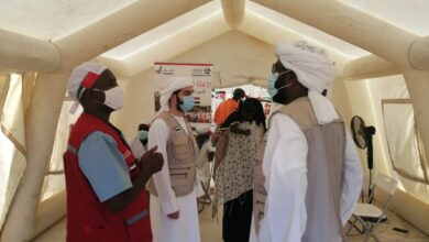 Photo of  Dar Al Ber aid 644 benefit families of flood victims in Sudan