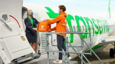 """Photo of دناتا و""""آي فليت"""" تحدثان ثورة في خدمة الطعام على الطائرة"""