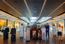 Photo of Special Olympics UAE installs Flowers of Hope, a sculpture conceived by Emirati artist Azza Al Qubaisi and crafted in collaboration with 54 People of Determination, their friends and family