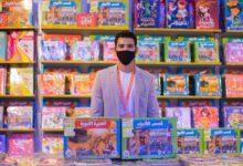 "Photo of الناشر محمد شعلان عن ""الشارقة الدولي للكتاب"": المعرض منصتنا نحو العالمية"