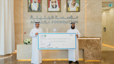 Photo of Dar Al Ber Supports The Al Jalila Foundation with half a million dirhams for research into the emerging covid-19 Virus
