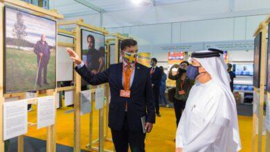 Photo of رئيس هيئة الشارقة للكتاب يبحث مع السفير السويدي فرص التعاون والعمل المشترك