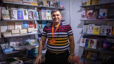 """Photo of سامر المجالي: """"الشارقة الدولي للكتاب"""" يحفز المعارض الأخرى للانعقاد في مواعيدها"""