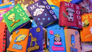 "Photo of كتب قماش وأخرى بتقنيات 3D للأطفال في ""الشارقة الدولي للكتاب"""
