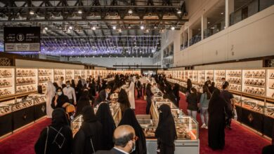 Photo of 'Jewels of Emirates' Show attracts high turnout of visitors