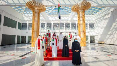 Photo of هيئة الشارقة للكتاب تحتفي بيوم العلم الإماراتي