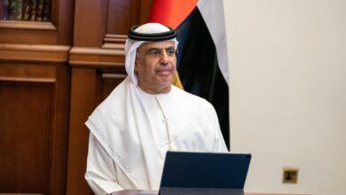 Photo of معالي عبيد حميد الطاير يشارك في الاجتماع الختامي لوزراء المالية ضمن المسار المالي لمجموعة العشرين