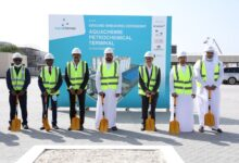 Photo of AquaChemie breaks ground on $40 M Petrochemical terminal at Jebel Ali Port