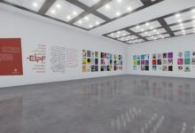 Photo of The second Emirates International Poster Festival launched at the NADWA Virtual Space
