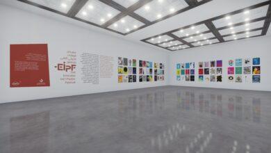 Photo of ندوة الثقافة والعلوم أطلقت مهرجان الإمارات الدولي الثاني للملصق عبر الفضاء الافتراضي