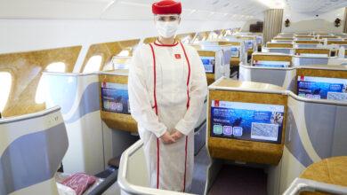 Photo of طيران الإمارات تتصدر المشهد العالمي في السفر الآمن