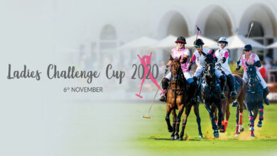 Photo of Ladies Challenge Cup 2020 Brings Together UAE's Female Polo Players in Support of the Breast Cancer Awareness Initiative