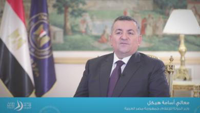 Photo of وزير الإعلام المصري يدعو لوضع إستراتيجية إعلامية لتعزيز الاتصال بين الدول العربية