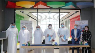 """Photo of إسعاف دبي توقع اتفاقية تعاون مع """"هيلث هب"""""""
