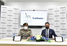 "Photo of إقامة دبي توقع اتفاقية تعاون مع ""سوفت وير أي. جي"" لتسخير الابتكار الرقمي"