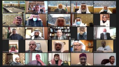 "Photo of إنطلاق فعاليات المؤتمر العالمي "" الأوبئة والأمراض في الحضارة الإسلامية وطرق التعامل معها"""