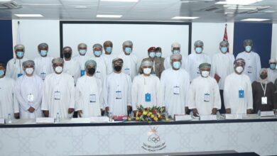 Photo of عمومية اللجنة الاولمبية العمانية تعتمد عضوية إتحادات الغولف والدراجات الهوائية وكرة الطاولة