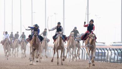 Photo of Chinese expat wins preparatory race for Camel Trek Marathon in Dubai