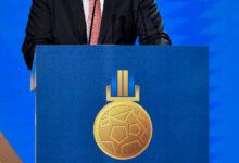 Photo of رئيس الفيفا يتحدث في مؤتمر دبي الرياضي الدولي غدا (الاحد)