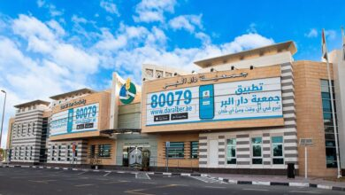 Photo of Dar Al Ber 21.2 million dirhams' revenue from charitable projects in the third quarter