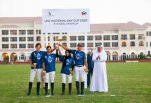 """Photo of عليا آل مكتوم تقود فريقها للفوز بكأس"""" اليوم الوطني الاماراتي """""""