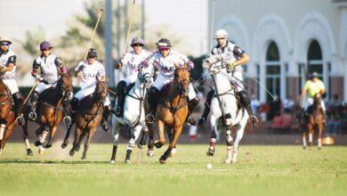 Photo of ميثاء بنت محمد تقود فريق الامارات بمواجهة فريق الحبتور