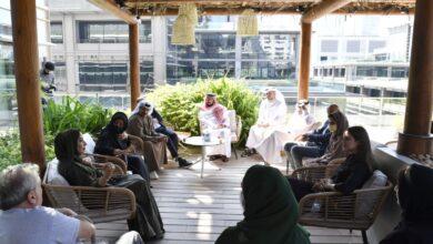 """Photo of نادي دبي للصحافة ينظم لقاءً إعلامياً مع نخبة من القيادات الإعلامية على هامش برنامج """"منتدى الإعلام العربي"""" 2020"""