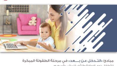 Photo of وزارة تنمية المجتمع تطلق دليل خاص لنظام التدخل المبكر عن بعد