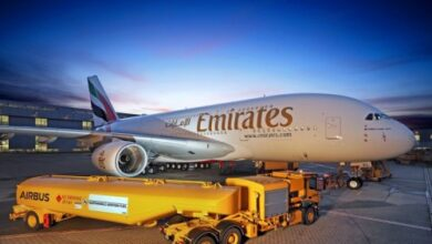 Photo of Emirates welcomes its first of three A380s to be delivered in December