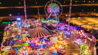Photo of Global Village celebrates the 49th National Day with Art of Wonder