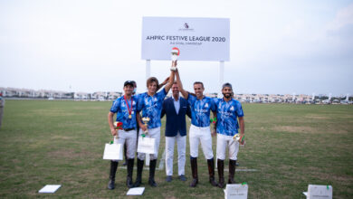 Photo of Habtoor Polo Grabs its Second Trophy of the Polo Season