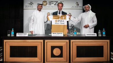 Photo of IFZA Inks Polo Team & Official Sponsor Deal
