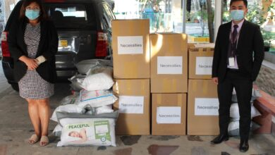 Photo of VFS Global gifts relief packages to migrant workers this Christmas in cooperation with the Consulate General of Philippines in Dubai