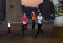 Photo of UAE's Shamsa Salim romps through Dubai Safari Park in Stage 1 of Dubai Women's Running Challenge