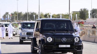 Photo of حمدان بن محمد يشهد تألق الشعارات في تحديات رموز اليذاع