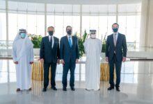 Photo of معالي عبيد حميد الطاير يلتقي مع معالي ستيفن منوشن وزير الخزانة الأمريكي