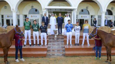 Photo of هيئة المنطقة الحرة الدولية راعي اللقب للكأس الفضية لعام 2021 في إطار سلسلة بطوالت كأس دبي الذهبية للبولو
